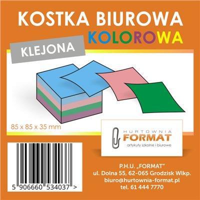 KOSTKA KOLOR KLEJONA-21795