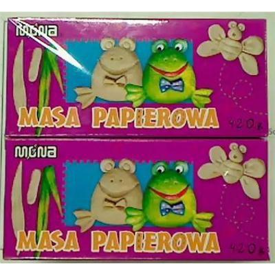 MASA PAPIEROWA JEDNOŚĆ/MONA-3675