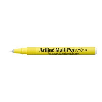 Pisak permanentny Artline 1,00MM TO-333 BIAŁY-7449