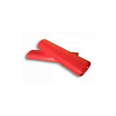 WORKI NA ŚMIECI LDPE 35L A50 CZERWONE-39652