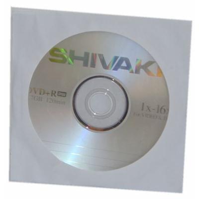 PŁYTA DVD+R SHIVAKI KOPERTA