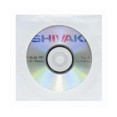 PŁYTA DVD-R SHIVAKI KOPERTA-3062