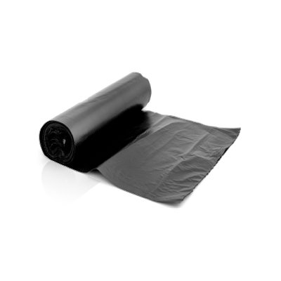 WORKI NA ŚMIECI LDPE 120L A25 czarne-39636