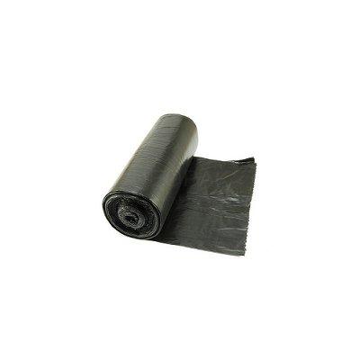 WORKI NA ŚMIECI LDPE 35L A15 czarne-39653