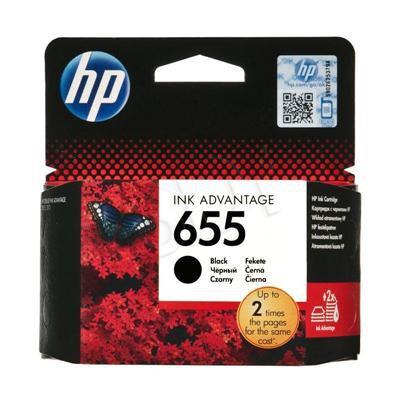 TUSZ HP 655 BLACK