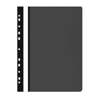 SKOROSZYT PCV MIĘKKI WPINANY CZARNY 009011-16764