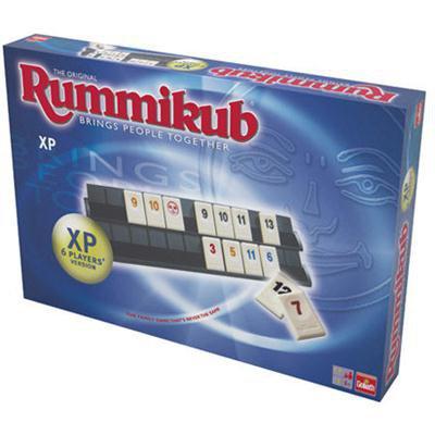 RUMMIKUB XP - DLA 6 GRACZY EDYCJA DE LUX-22767