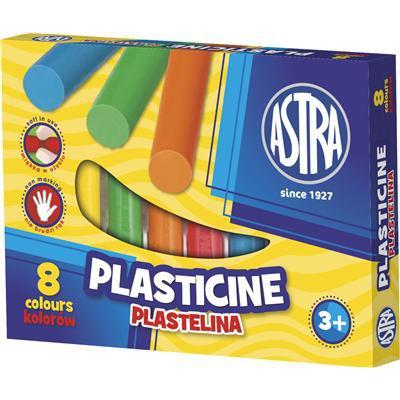 PLASTELINA ASTRA 8KOL-13346