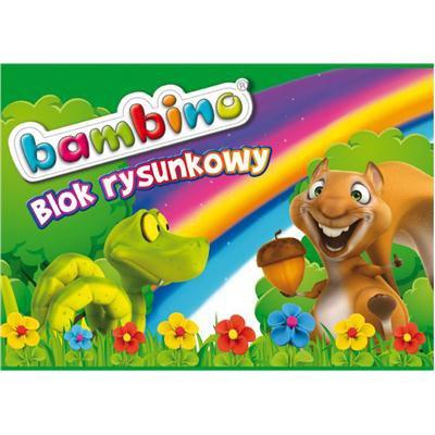 BLOK RYSUNKOWY BAMBINO-44005