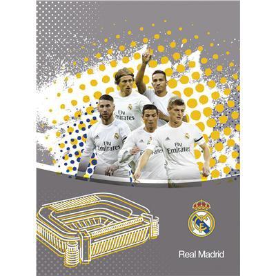 ZESZYT A5/16K KLASA REAL MADRID LINIA-18811
