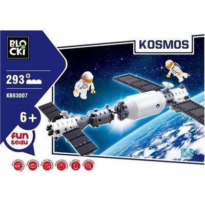 KLOCKI BLOCKI KOSMOS 293EL-13869
