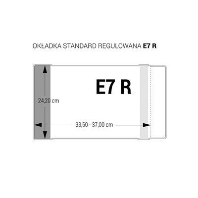 OKŁADKA BIURFOL E7 REGULOWANA OZ-43-20744