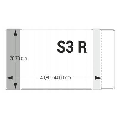 OKŁADKA BIURFOL S3 REGULOWANA OZ-53-43765