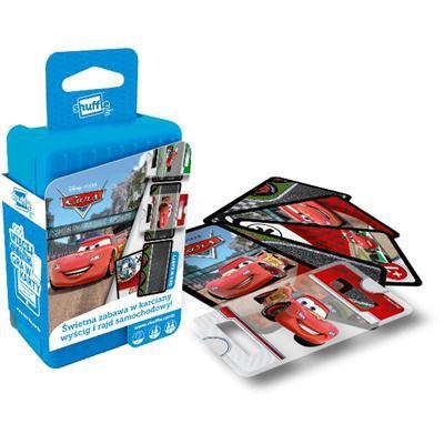 GRA KARCIANA SHUFFLE CARS-21814