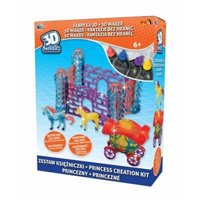 Fabryka 3D magic zestaw tematyczny deluxe-22644