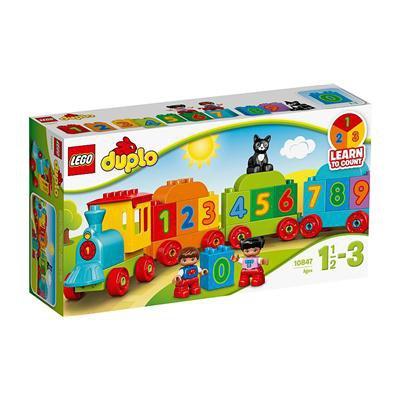 LEGO DUPLO 10847 POCIĄG Z CYFERKAMI-23019
