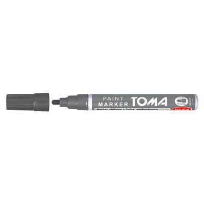 MARKER OLEJOWY TOMA TO-440 SZARY-23801
