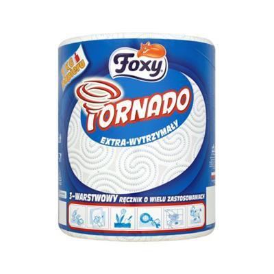 Foxy Tornado Ręcznik papierowy kuchenny 3 warstwy-46111