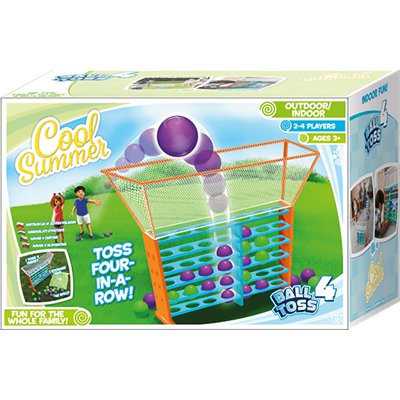 COOL SUMMER GRA PLENEROWA BALL TOSS 4-25254