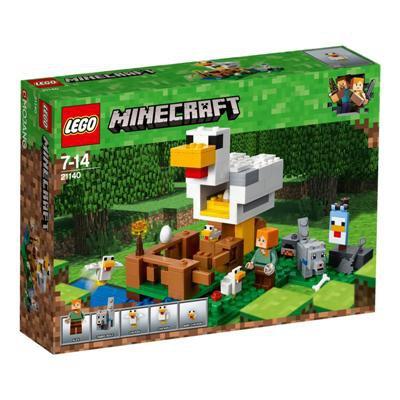 LEGO Minecraft - Kurnik 21140-46293