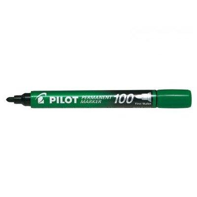 MARKER PERMAMENTNY SCA-100 ZIELONY PILOT-27420