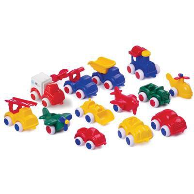 Viking Toys Pojazdy mini Chubbies wszystkie modele-29076