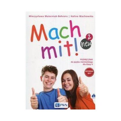 PODRĘCZNIK MACH MIT Neu 2 KLV-43679