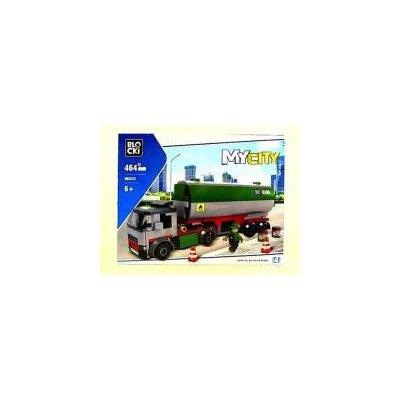 KLOCKI BLOCKI MYCITY LAWETA 464EL-30166