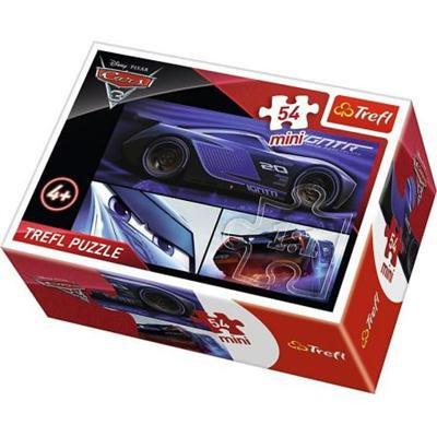 PUZZLE 54 MINI CARS 3-30396