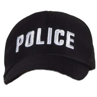 Czapka Policja Boland czarna-32301