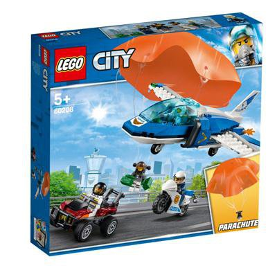 LEGO City - Aresztowanie spadochroniarza 60208-46727