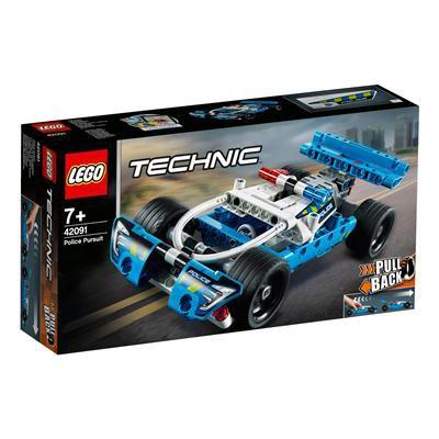 42091 LEGO TECHNIC POLICYJNY POŚCIG-46185