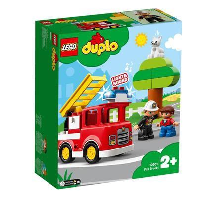 LEGO Duplo - Motocykl policyjny 10900-46311