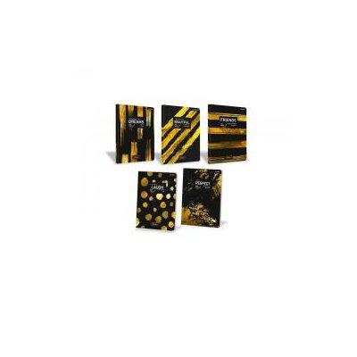 ZESZYT A5/80K KRATKA TOP BLACKIE-34699