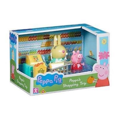TM Toys Świnka Peppa Zestaw Zakupy PEP06952-34950