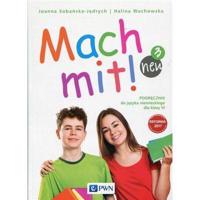 Mach mit! 3 Neu. Podręcznik klasa 6-43681