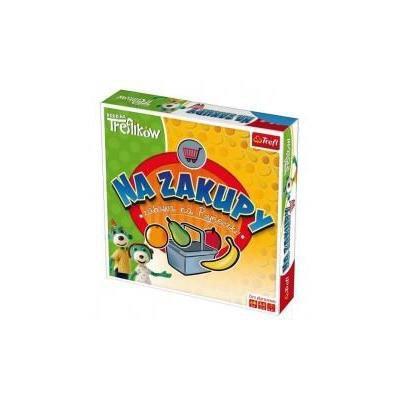 Rodzina Treflików - Na zakupy TREFL 01742-35955