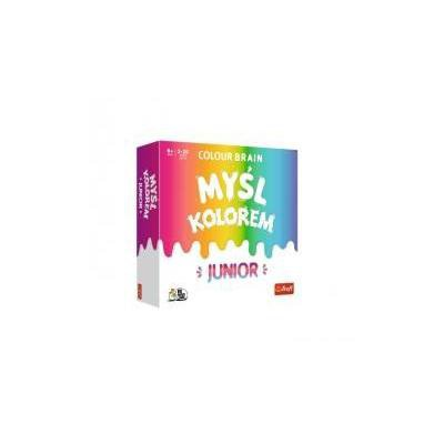 Myśl kolorem Colour Brain Junior TREFL 01763-35956