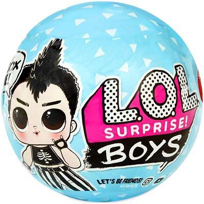 Lol Surprise Boys Chłopiec Niespodzianka Kula-36010