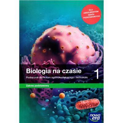 BIOLOGIA NA CZASIE PODSTAWA CZ. 1-43516