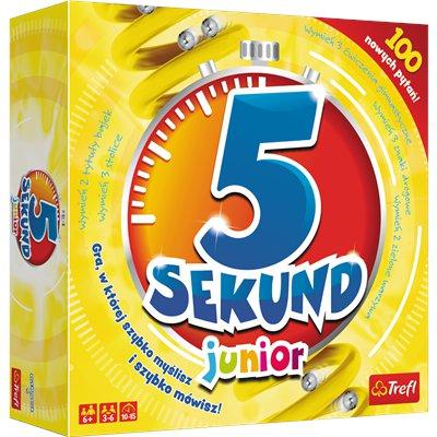 5 Sekund Junior Edycja specjalna 2019 Trefl 01780-46393