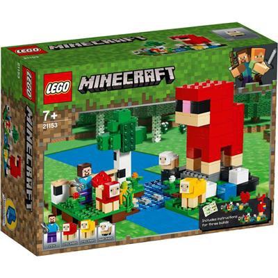 LEGO Minecraft - Hodowla owiec 21153-36264