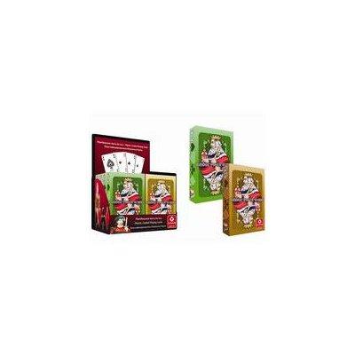 CASINO - karty do gry 55 kart Cartamundi-36991