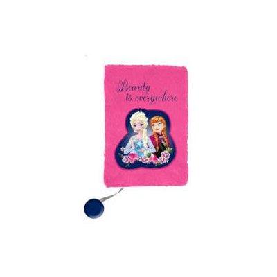 Pamiętnik pluszowy frozen dof-3670-37314