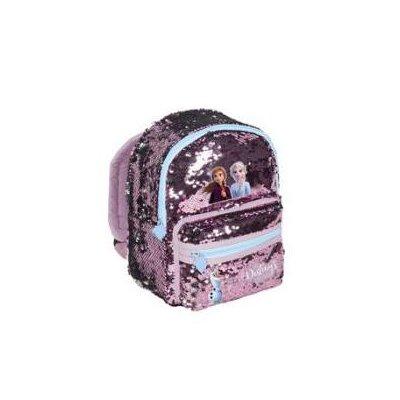 Plecak z cekinami frozen doe-355-37321
