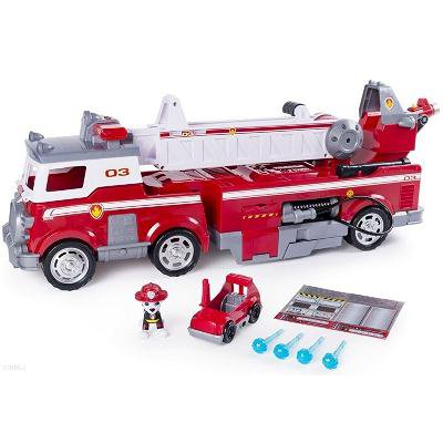 Psi Patrol Ultimate Straż Pożarna Spin Master-37461