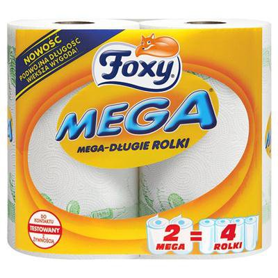 RĘCZNIK KUCHENNY FOXY MEGA A2-37645