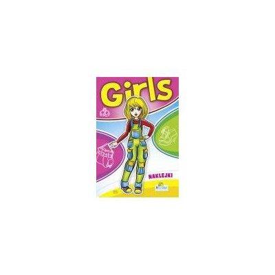 krzesiek Książeczka Girls (205)-37707