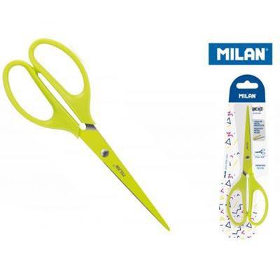 Nożyczki biurowe 17cm żółte MILAN-41100
