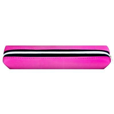 Piórnik Mini PU Leather różowy NARCISSUS-41588